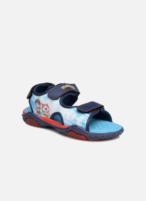 Sandales et nu-pieds Yo-Kai Watch  Gauvin Bleu vue détail/paire