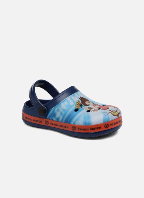 Sandales et nu-pieds Yo-Kai Watch  Diapason Bleu vue détail/paire