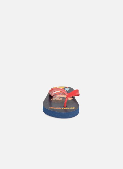 Slippers Yo-Kai Watch  Diablito Rood model