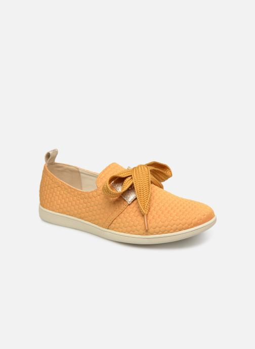 Baskets Armistice Stone One Sweet W Jaune vue détail/paire