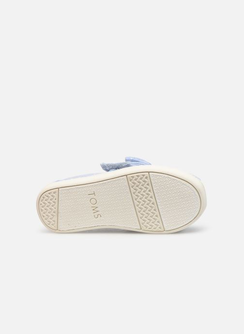 Sneakers TOMS Alpargata Kids Blauw boven