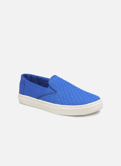 Trainers TOMS Luca Blue detailed view/ Pair view