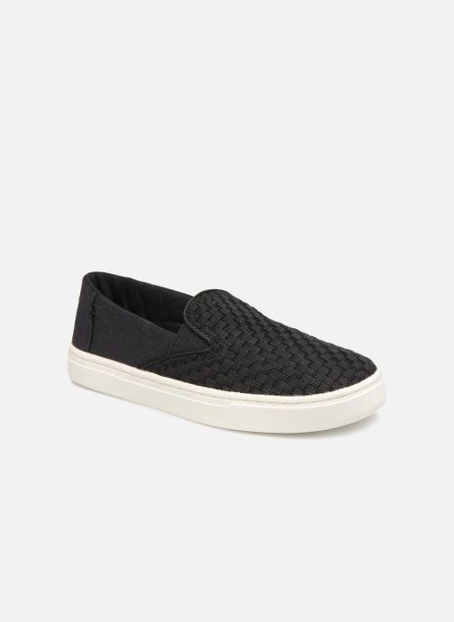 Sneakers TOMS Luca Zwart detail