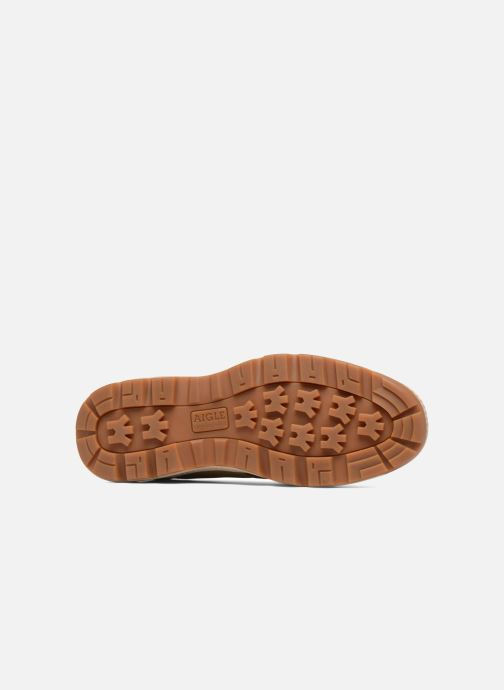 Sport shoes Aigle TL 3 Low Beige view from above