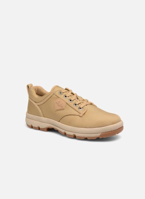 Sport shoes Aigle TL 3 Low Beige detailed view/ Pair view