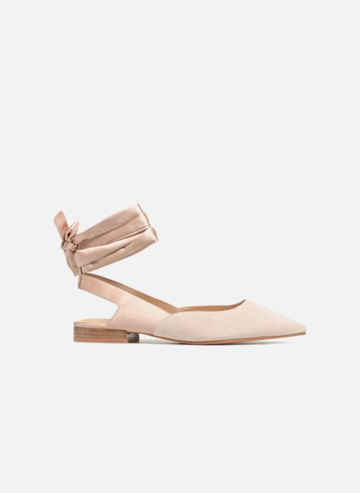 Ballerines What For Adela Beige vue derrière