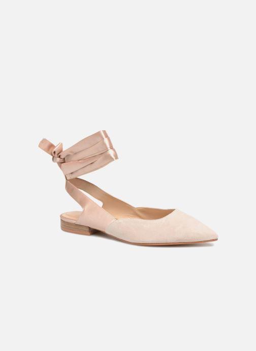 Bailarinas What For Adela Beige vista de detalle / par