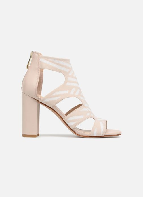 Sandals What For Effy Beige back view