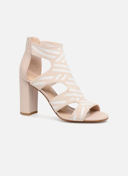 Sandals What For Effy Beige detailed view/ Pair view
