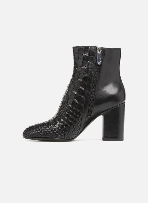 Ankle boots What For Babeth Black front view