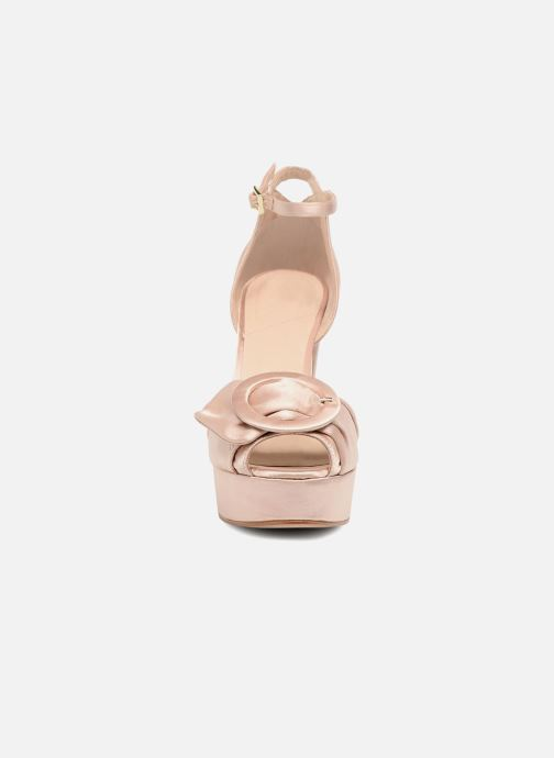 High heels What For Danae Beige model view
