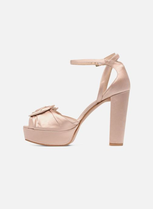 High heels What For Danae Beige front view