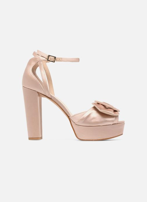 High heels What For Danae Beige back view