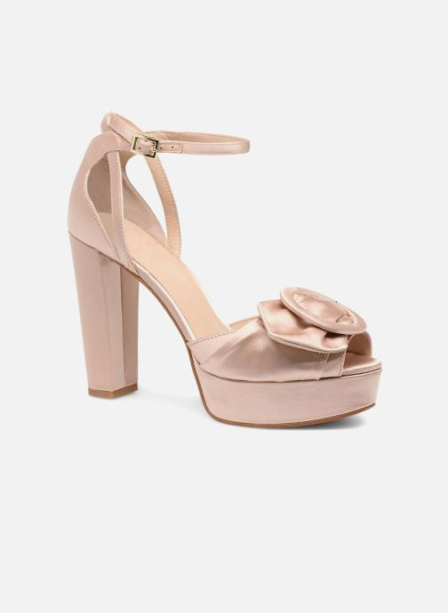 High heels What For Danae Beige detailed view/ Pair view
