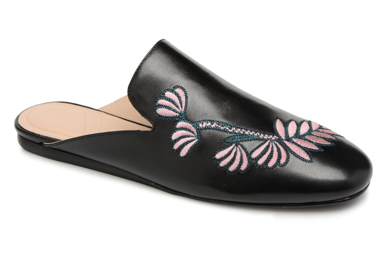 Nuevo zapatos What For en Miro (Negro) - Zuecos en For Más cómodo a3a122