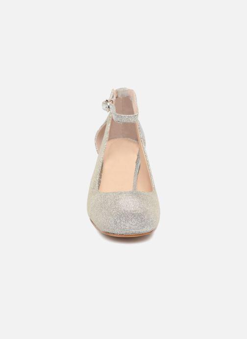 Escarpins What For Lou WF069 Gris vue portées chaussures