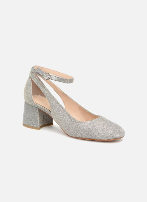 High heels What For Lou WF069 Grey detailed view/ Pair view