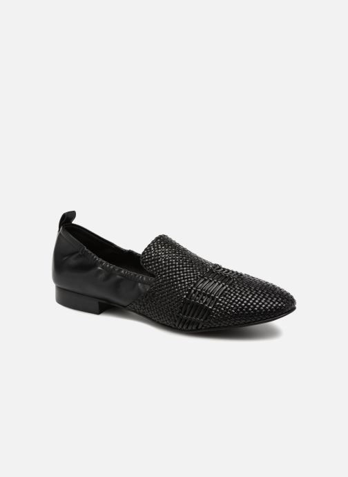 Loafers What For Gabin Black detailed view/ Pair view