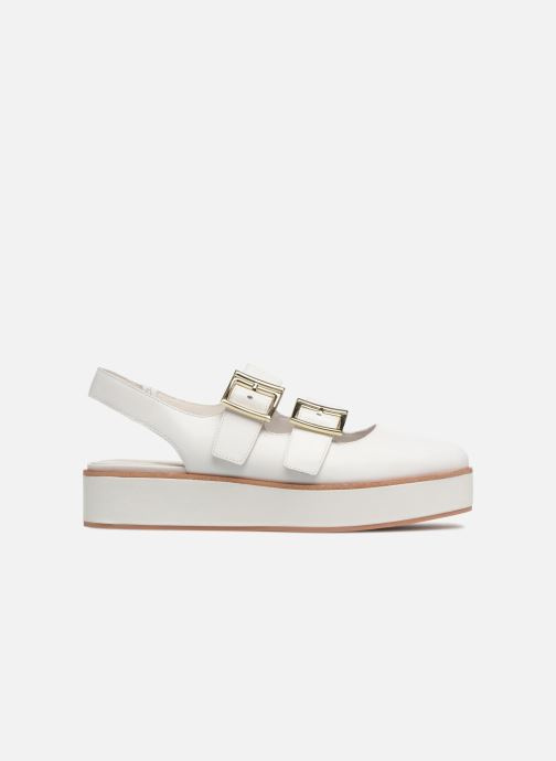 Sandaler What For Besse Hvid se bagfra