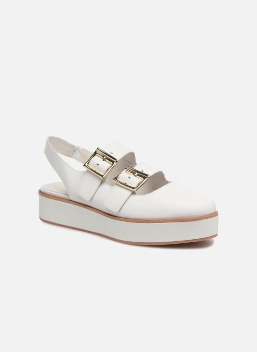 Sandaler What For Besse Hvid detaljeret billede af skoene