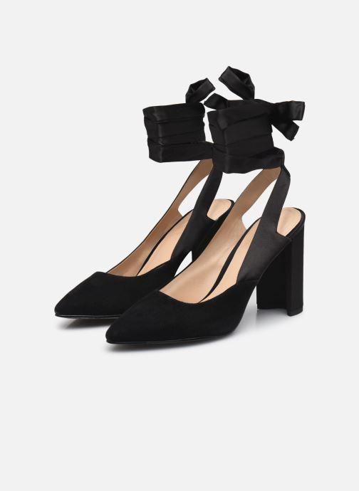 Zapatos de tacón What For Ida Negro vista de abajo
