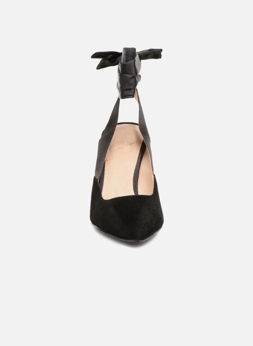 Zapatos de tacón What For Ida Negro vista del modelo