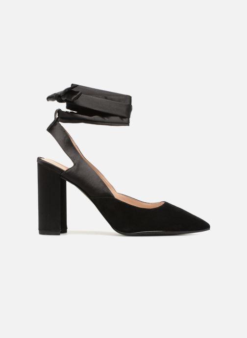 Zapatos de tacón What For Ida Negro vistra trasera
