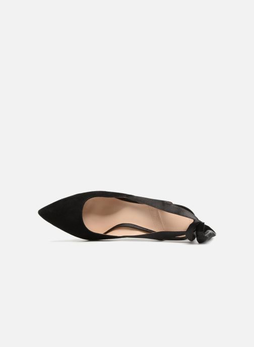 Zapatos de tacón What For Ida Negro vista lateral izquierda