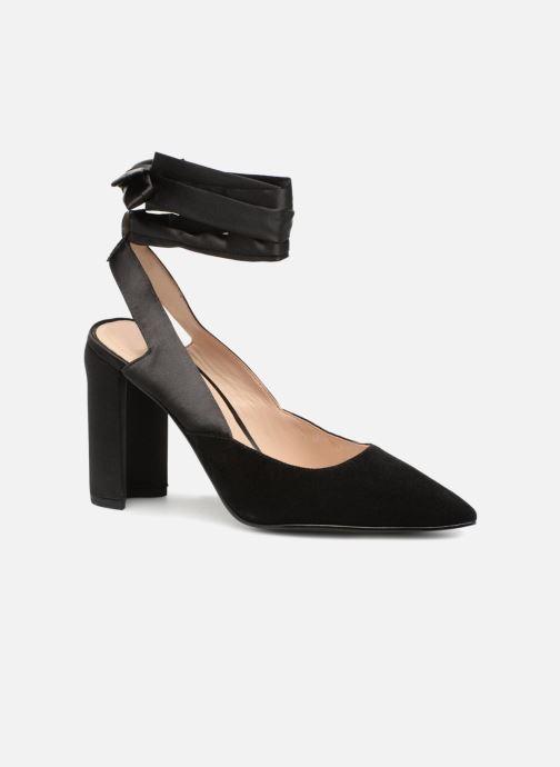 Zapatos de tacón What For Ida Negro vista de detalle / par