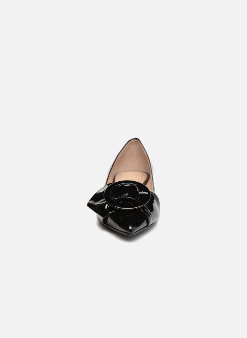 Ballerines What For Isadora Noir vue portées chaussures