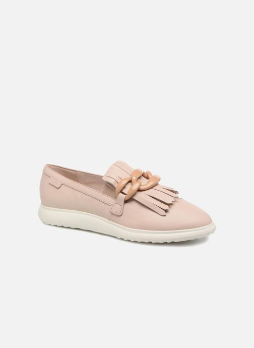 Mocasines What For Sela Beige vista de detalle / par