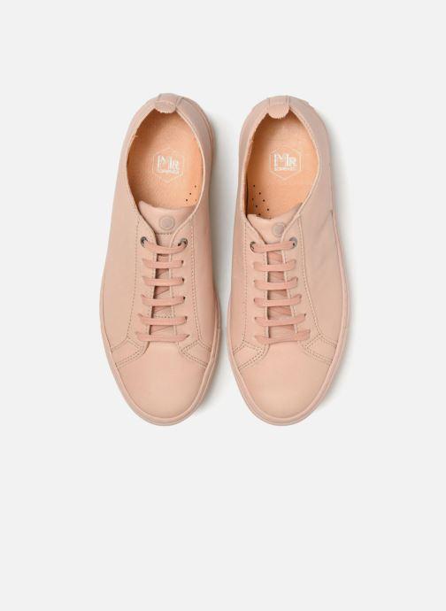 Baskets Mr SARENZA Stitch Rose vue portées chaussures