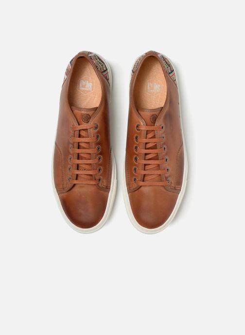 Baskets Mr SARENZA Sprint Marron vue portées chaussures