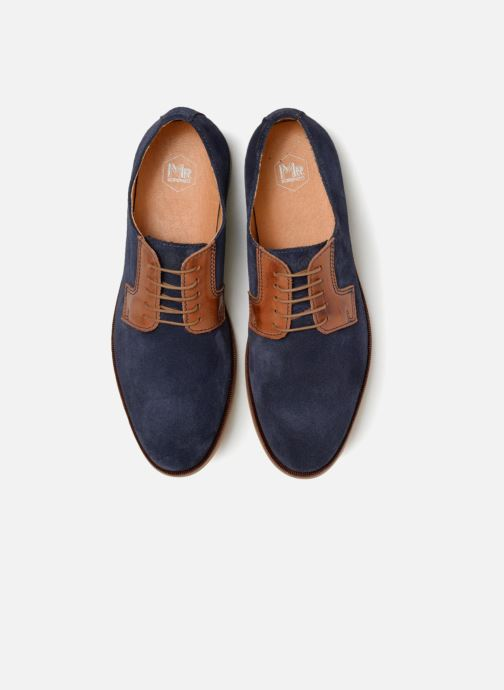 Veterschoenen Mr SARENZA Southampton Blauw model