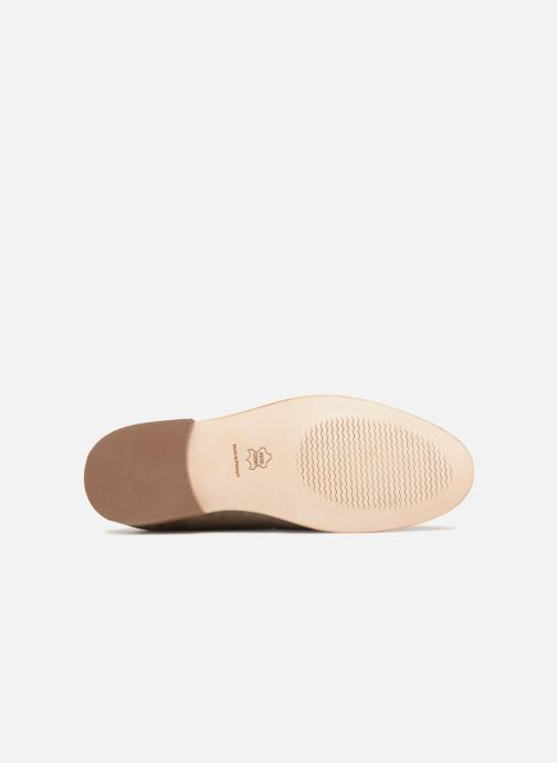 Lace-up shoes Mr SARENZA Southampton Beige view from above