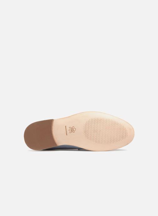 Chaussures à lacets Mr SARENZA Southampton Bleu vue haut