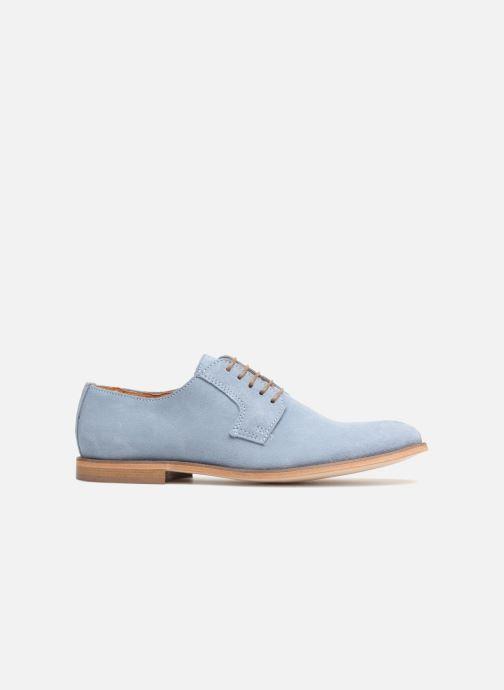 Chaussures à lacets Mr SARENZA Southampton Bleu vue détail/paire