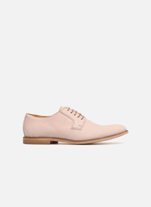 Zapatos con cordones Mr SARENZA Southampton Rosa vista de detalle / par