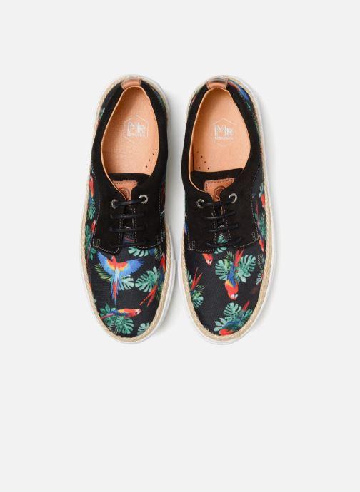 Baskets Mr SARENZA Sparrots Multicolore vue portées chaussures