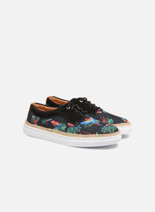 Sneakers Mr SARENZA Sparrots Multicolor achterkant