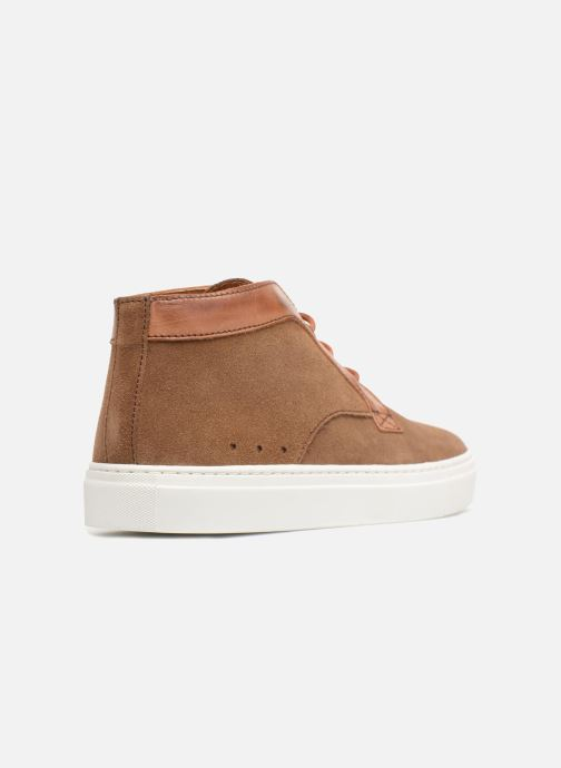 Sneakers Mr SARENZA Southend Marrone immagine frontale