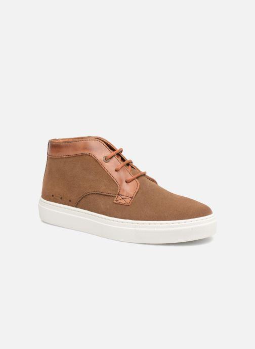 Sneaker Mr SARENZA Southend braun ansicht von rechts