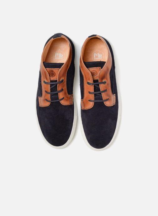 Sneaker Mr SARENZA Southend blau schuhe getragen