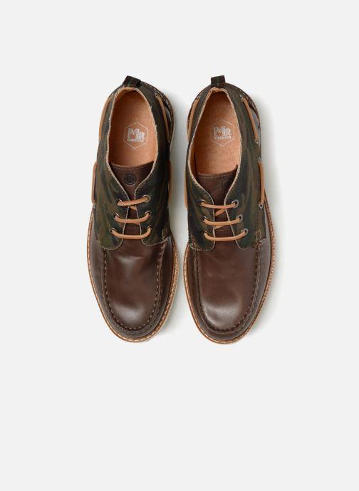 Bottines et boots Mr SARENZA Sunderland Vert vue portées chaussures