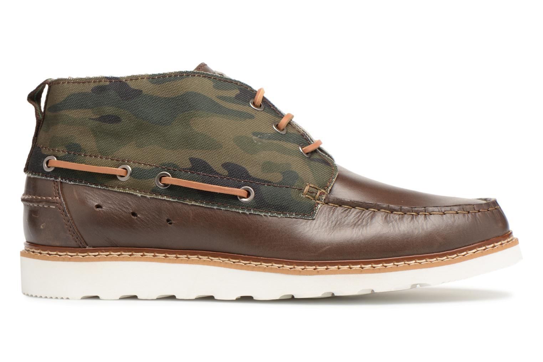 Bottines et boots Mr SARENZA Sunderland Vert vue détail/paire