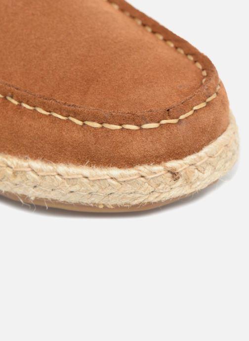 Zapatos con cordones Mr SARENZA Sboat Marrón vista lateral izquierda