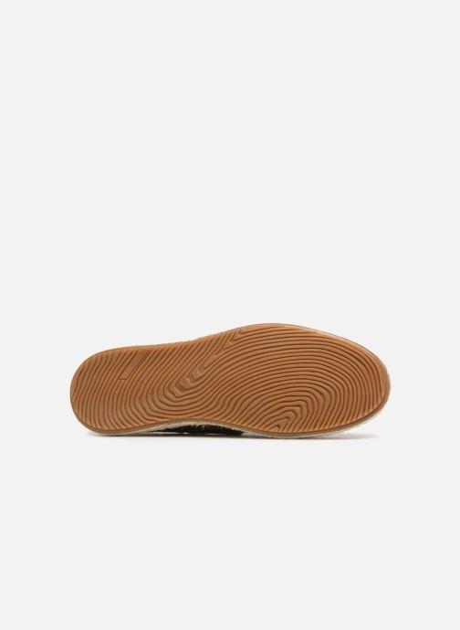 Zapatos con cordones Mr SARENZA Sboat Verde vista de arriba