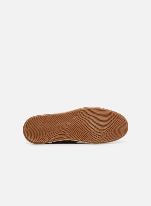 Chaussures à lacets Mr SARENZA Sboat Rouge vue haut