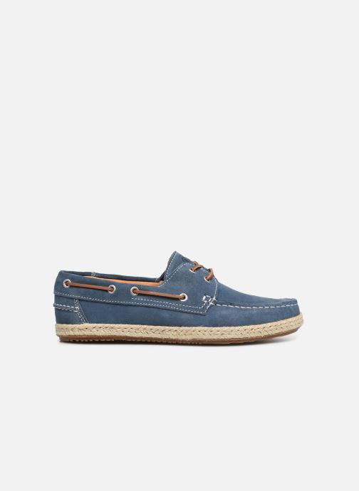 Chaussures à lacets Mr SARENZA Sboat Bleu vue détail/paire