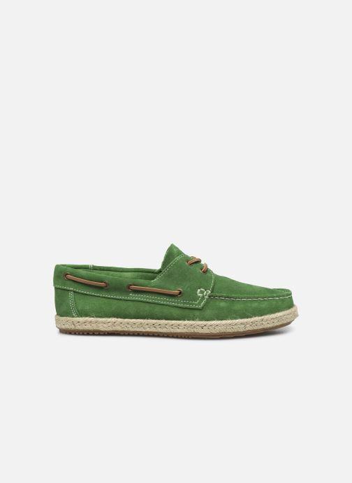 Chaussures à lacets Mr SARENZA Sboat Vert vue détail/paire